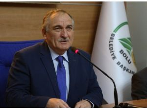 Bolu Belediye Başkanı Yılmaz Katar'da