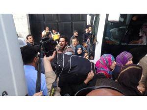 Suriyelilerin Kaldığı Yurtta Kazan Dairesi Patladı