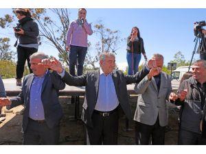 KKTC Başbakanı: Nevruz'a katıldık diye teröre destek verdik anlamı çıkmaz