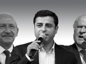Kılıçdaroğlu, Bahçeli ve Demirtaş'ın da Var! 49 Vekilin Fezlekeleri TBMM'de