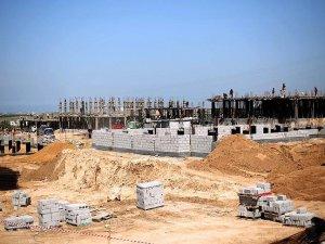 TİKA Gazze'de 320 konut inşa ediyor