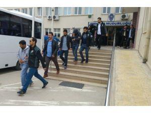 Bursa'da 11 Zehir Taciri Tutuklandı
