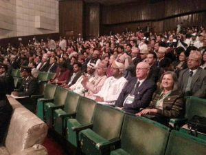 Başkan Kurt, Nepal'da düzenlenen dünya ağaç günü kutlamalarına katıldı