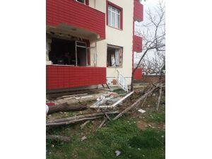 Zile'de Patlama: 5 Yaralı