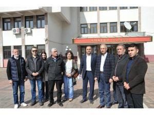 CHP Tunceli İl Örgütünden Suç Duyurusu