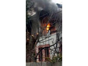 Adıyaman'da Ev Yangını Korkuttu