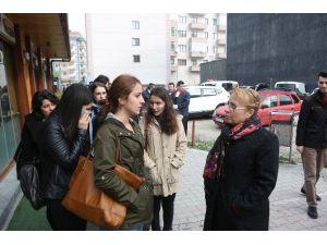 Başkan Yardımcısı Davarcıoğlu Öğrencilerin Ulaşım Sıkıntılarını Dinledi