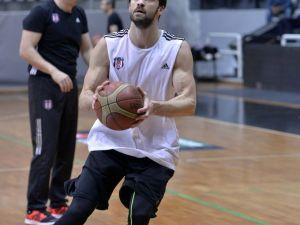 Beşiktaş'ta, Fenerbahçe derbisinin hazırlıkları sürüyor