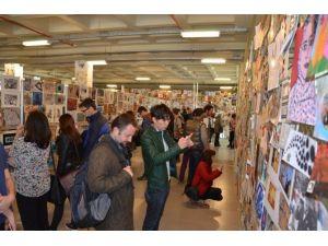 Dünyanın 58 Farklı Ülkesinden Bin 412 Sanatçının Yapıtı NKÜ'de Buluşuyor
