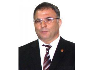 MHP Alaşehir İlçe Başkanı İstifa Etti