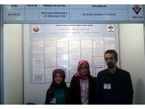 Efeler Aydın Anadolu İmam Hatip Lisesi, Aydın'ı TÜBİTAK'ta Temsil Edecek