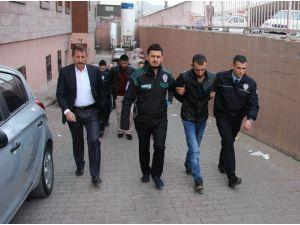Kayseri'de Uyuşturucu Operasyonu: 8 Gözaltı