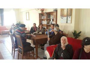 CHP'lilerden Didim Huzurevine Ziyaret