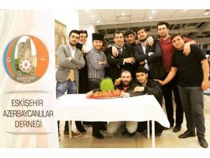 Eskişehir Azerbaycanlılar Derneği'nden Yemekli Ve Müzikli Nevruz Şöleni