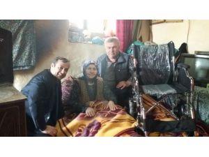 Büyükşehir, Yardım Elini Gördes'e Uzattı