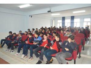 Öğrencilere Meslek Tanıtım Semineri