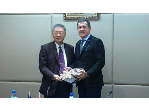 Egeli gıda ihracatçıları Tayvan'dan ticari bağlantılarla döndü