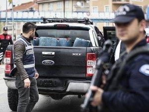 Başkentte bin 100 polisle asayiş uygulaması