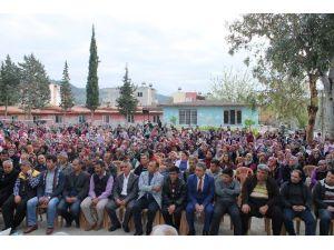 Düziçi Belediyesi'nden Düziçi Ortaokulu'na Maddi Destek