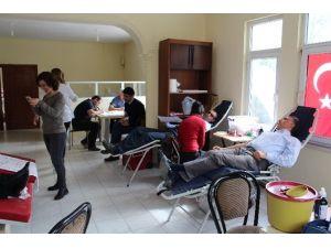 Bartın'da Kan Bağışı Kampanyası