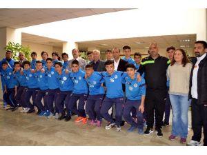 Akdeniz'in U15'lerinde Hedef, Türkiye Şampiyonluğu
