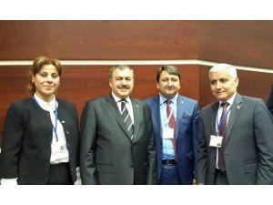 AK Parti Teşkilatı, İl Başkanlarına Toplantısına Katıldı