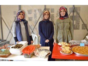 Erciyes Üniversitesi Öğrencilerinden Örnek Davranış