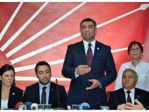 """CHP'li Erol: """"Suriyeliler Ülkemiz İçin Potansiyel En Büyük Tehlikelerden Birisidir"""""""