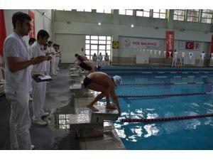 Yüzme Grup Müsabakası Sona Erdi