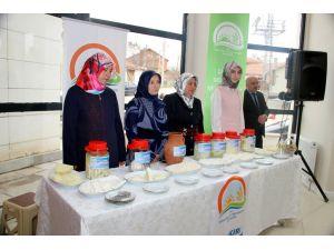 Kadın çiftçiler peynir üreterek aile bütçesine katkı sağlayacak