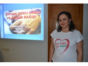Manavgat'ta geçen sene 100 organ bağışı yapıldı