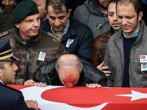 Şehit özel harekat polisi Boran son yolculuğuna uğurlandı