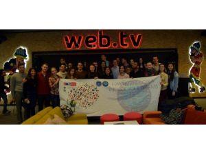 Uludağ Üniversitesi Robot Topluluğu'na Avrupa'dan Destek