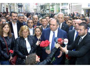 MHP İstanbul İl Başkanlığı'ndan teröre tepki