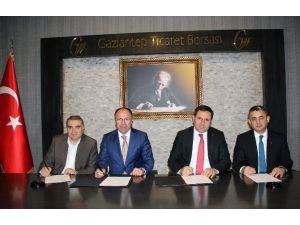 Gtb, Kayseri Şeker'le Sözleşme İmzaladı