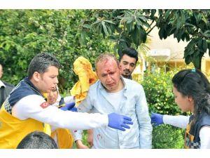 Mersin'de Evde Patlama: 1 Ölü, 1 Yaralı