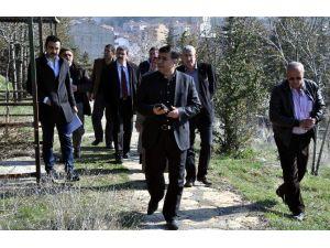Başkan Mustafa Koca: Fazıl Bey Parkı'nı Yenileyeceğiz