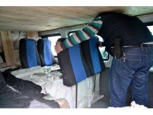 Kaçakçılardan Polisi Şaşırtan Yöntem