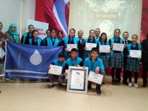 Tuzlukçu Milli Eğitim Müdürlüğü'nde Mavi Bayrak Proje Çalışması