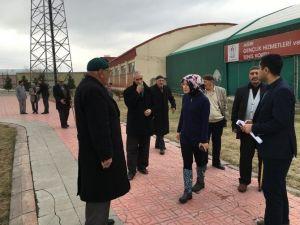 Ağrı'da Yaşlılar Haftası Etkinliği