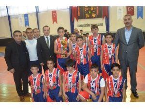 Bölükyayla Ortaokulu Sporda Başarıya Koşuyor