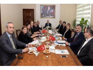 """Çakacak: """"Mersin Teknopark Yatırımlarda 6'ncı Sırada"""""""