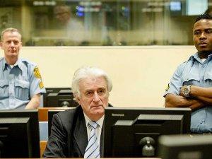 'Bosna Kasabı' Karadzic'e 40 yıl hapis cezası