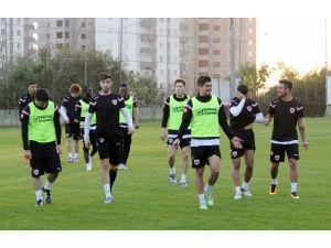 Adanaspor Top Başı Yapıyor