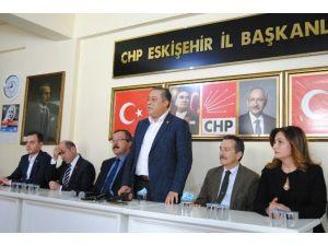 CHP PM Üyeleri Eskişehir'de