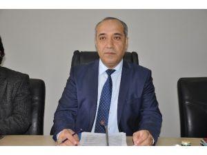 Rektör Polat Basın Mensuplarını Ağırladı