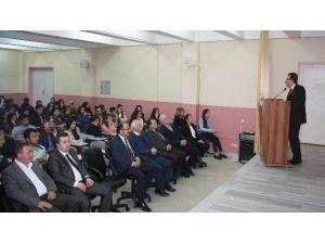 'Milli Mücadelede Çanakkale Destanı' Konulu Konferans