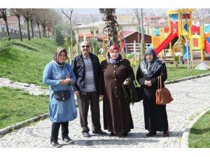 Başiskele'den Yaşlılar Haftası Etkinliği