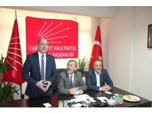 CHP PM Üyeleri Bilecik'te