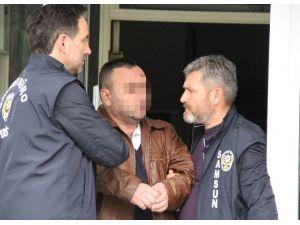 Taksiciyi Silahla Yaralayan Simsar Tutuklandı